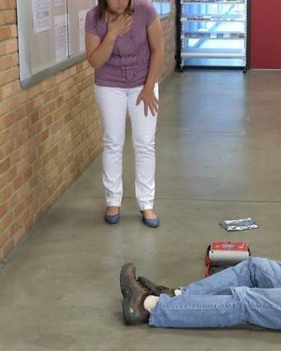 Le défibrillateur peut sauver des vies